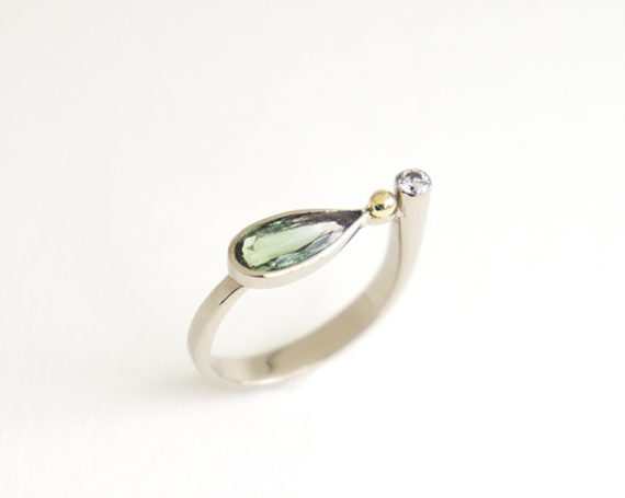 Lalique inspiratie ring
