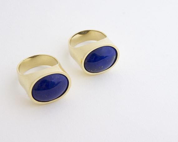 Lapis Lazuli as ringen